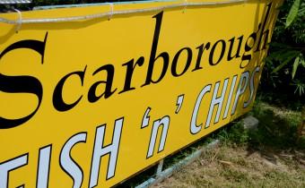 スカボロー フィッシュ&チップス (Scarborough Fish & Chips)