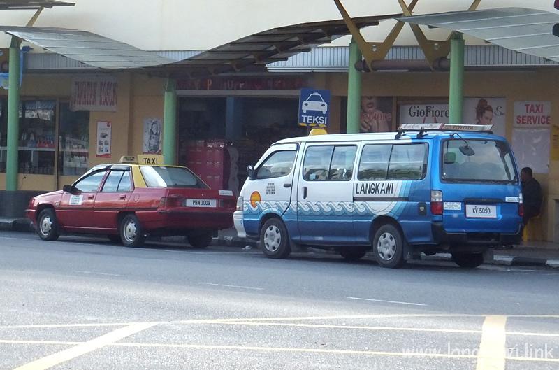 ランカウイ島の交通案内