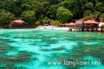 パヤ島(パヤール島)海洋国立公園