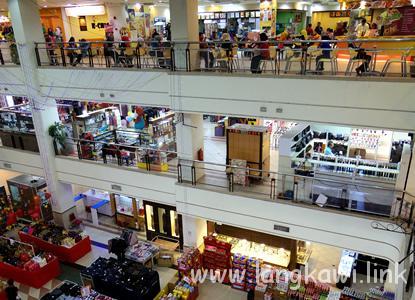 ランカウイ パレード メガモール (Langkawi Parade Mega Mall)