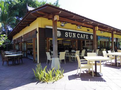 サンカフェ (Sun Cafe)