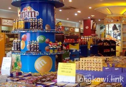 テオ スーン ハッ デューティーフリーショッピング(Teow Soon Huat Duty Free Shopping)