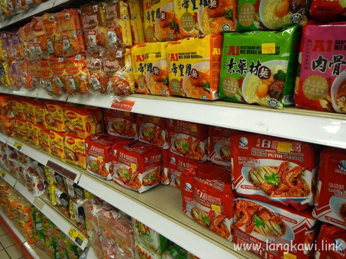 マレーシア・ランカウイ島のスーパーでのお勧めのお土産
