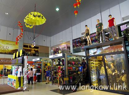 チェナンモール (Cenang Mall)