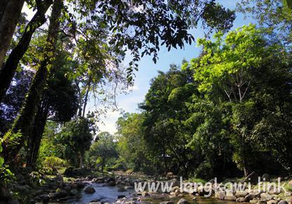 ルブック スミラン公園 (Taman Rekreasi Lubuk Semilang)