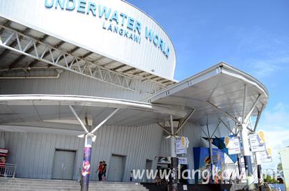 アンダーウォーター・ワールド (Underwater World)