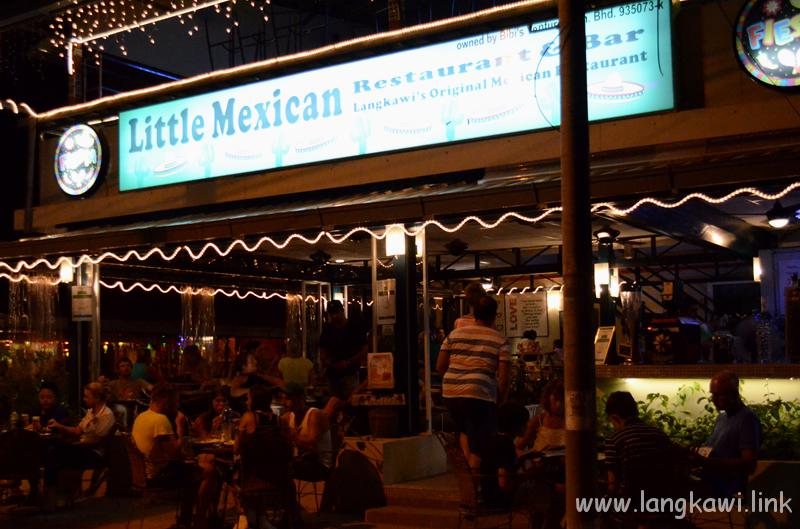 流行り…?のメキシコ料理をランカウイでも楽しめる!
