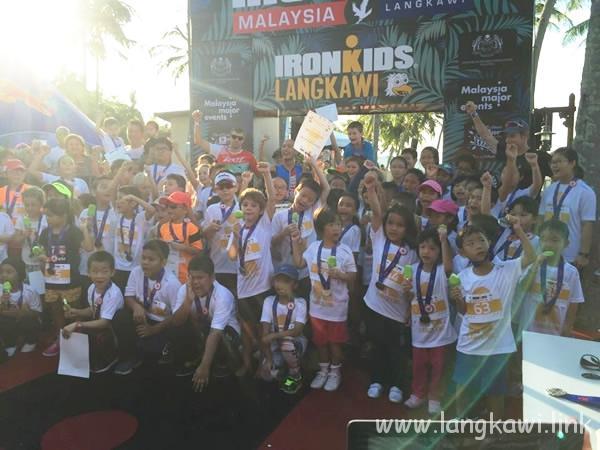 世界の鉄人たちがランカウイに集合!アイアンマンレース2015