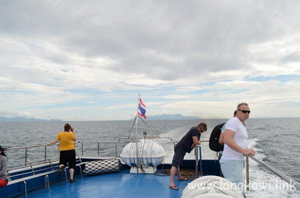 アクセス簡単!ランカウイからリぺ島への行き方