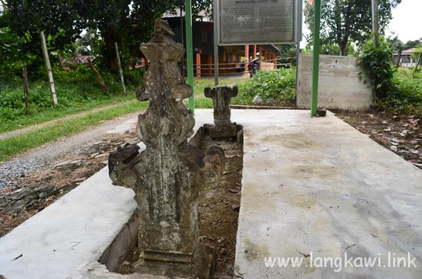 伝説の島ランカウイ、マスリ王女の墓