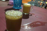 インド系ローカル朝ごはん!ロティチャナイとテタレ